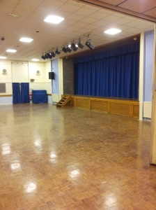 Swanmore Village Main Hall