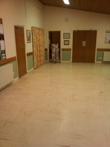 Swanmore village hall Portal Room